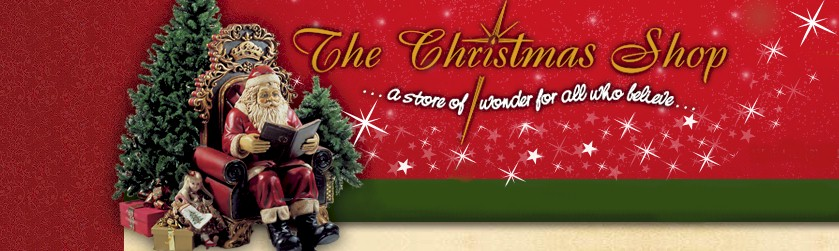 enter the christmas shop site - The Christmas Shop